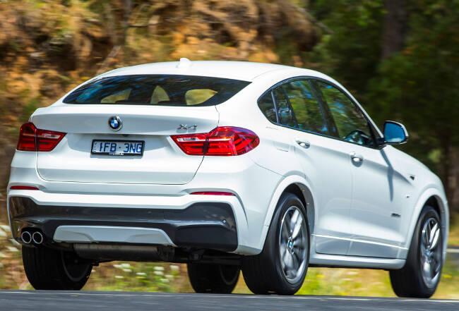 BMW X4 xDrive35d F26 - 1