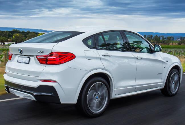 BMW X4 xDrive35d F26 - 4