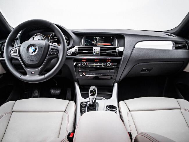 BMW X4 xDrive35i F26 - 11