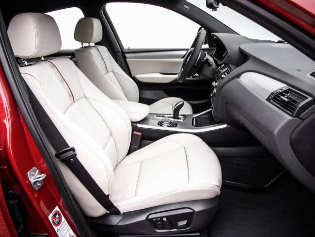 BMW X4 xDrive35i F26 - 12