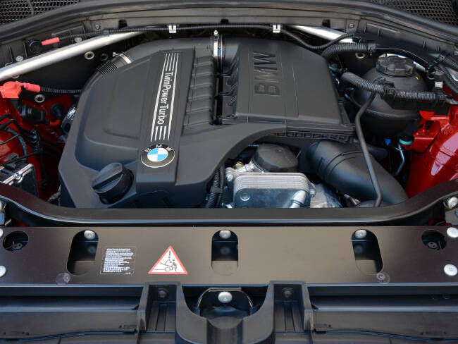 BMW X4 xDrive35i F26 - 18