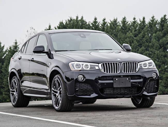 BMW X4 xDrive35i F26 - 2