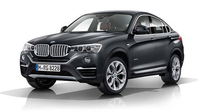 BMW X4 xLine F26 - 1