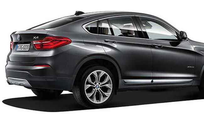 BMW X4 xLine F26 - 2