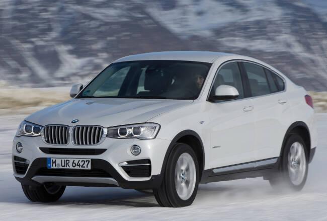 BMW X4 xLine F26 - 8