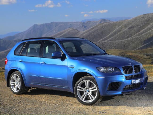 BMW X5M E70 - 1