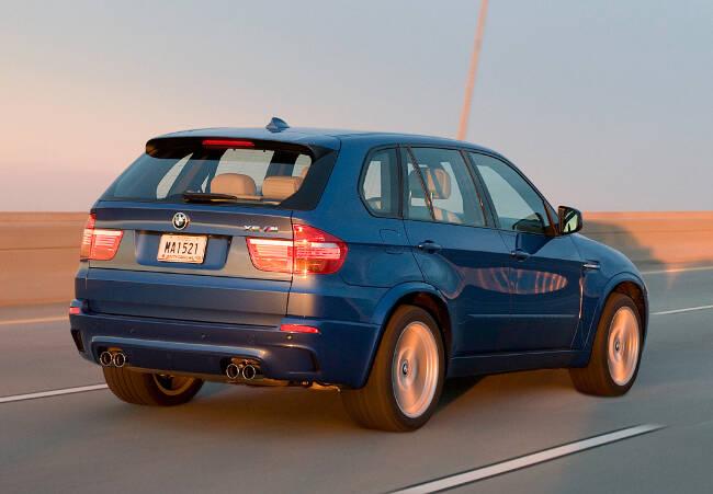 BMW X5M E70 - 11