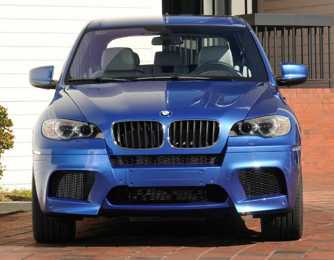 BMW X5M E70 - 12