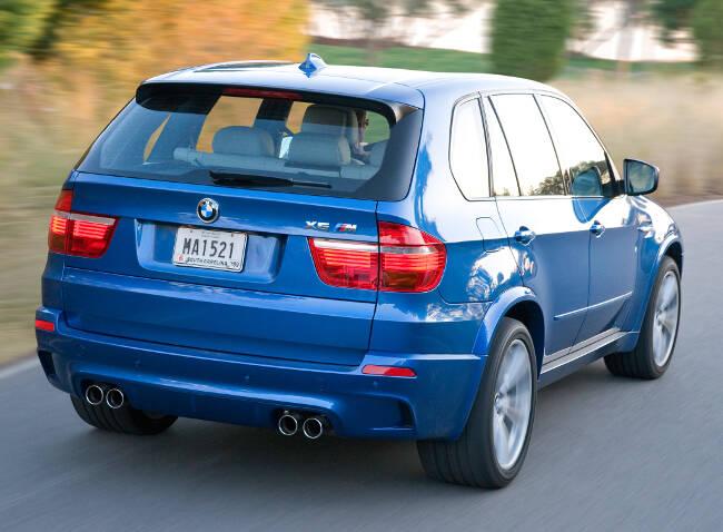 BMW X5M E70 - 15