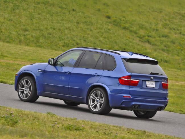 BMW X5M E70 - 5