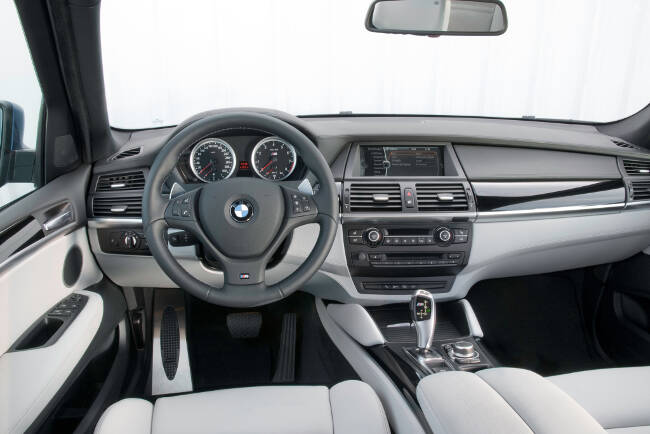 BMW X5M E70 - 7