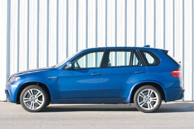 BMW X5M E70 - 8