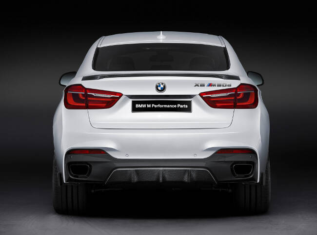 BMW X6 M Performance Accessories F16 - 4