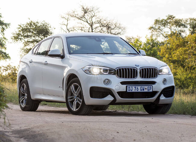 BMW X6 M Sport Package F16 - 4
