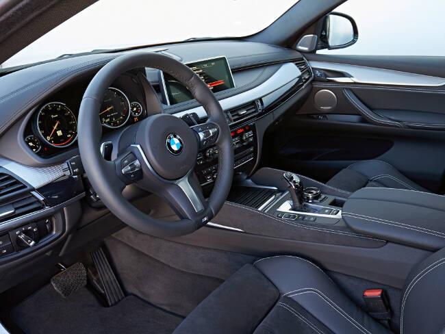 BMW X6 M50d F16 - 17