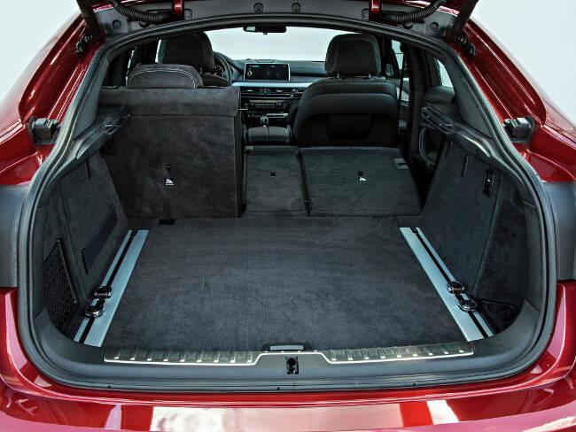 BMW X6 M50d F16 - 3