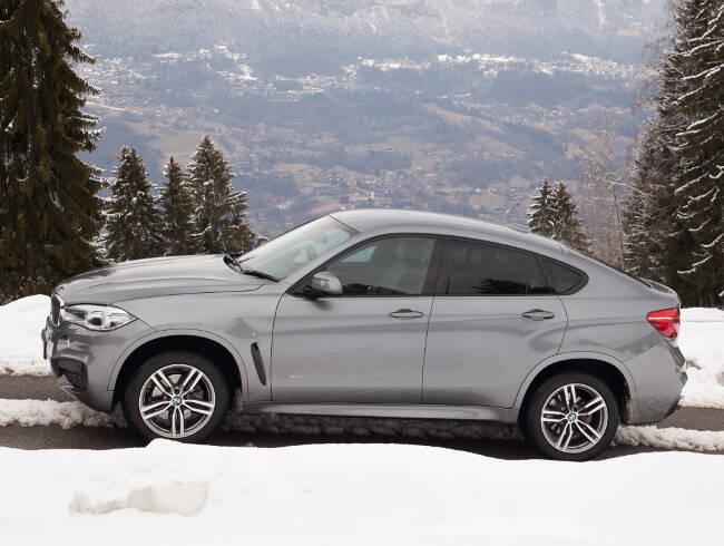 BMW X6 xDrive30d F16 - 7