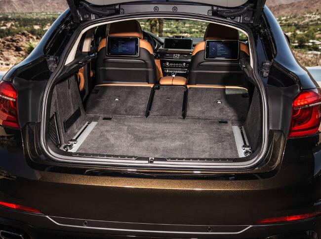 BMW X6 xDrive50i F16 - 6