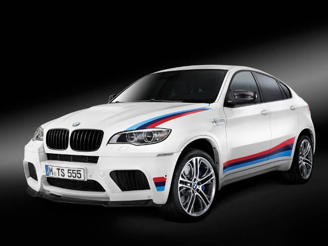 BMW X6M Design Edition E71 - 2