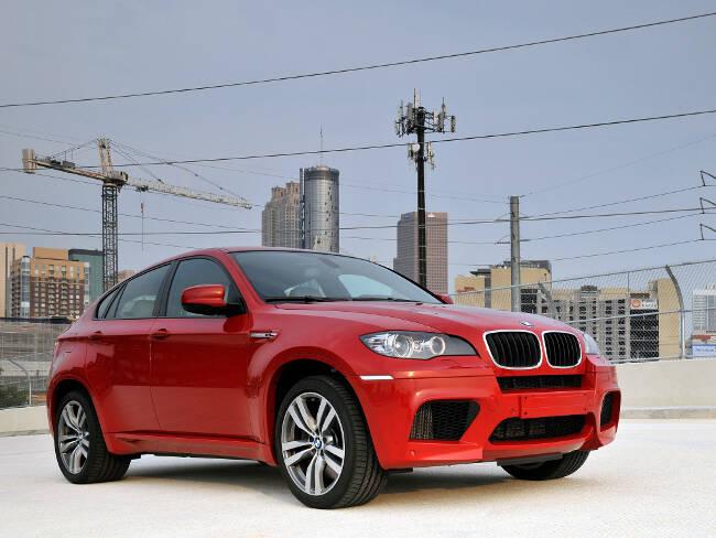 BMW X6M E71 - 1