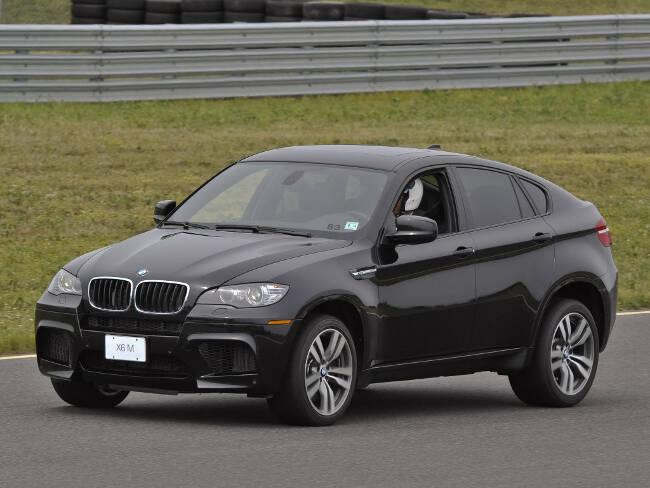 BMW X6M E71 - 10