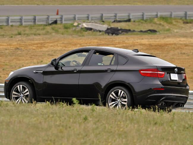 BMW X6M E71 - 11