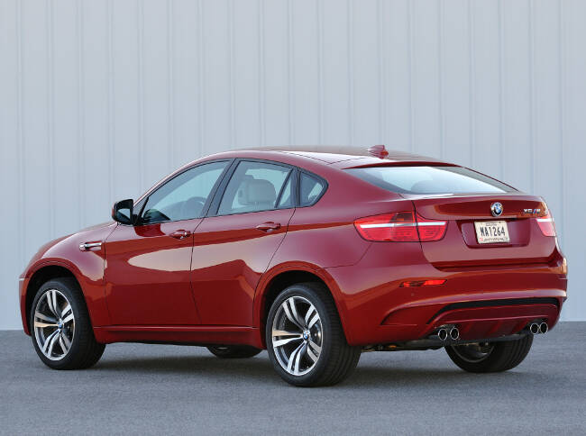 BMW X6M E71 - 12
