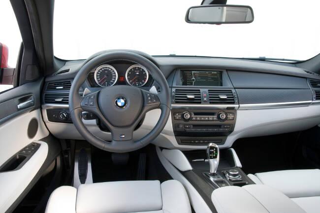 BMW X6M E71 - 14