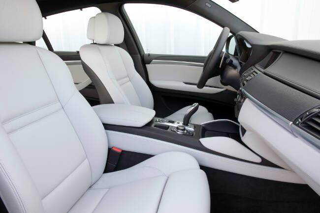 BMW X6M E71 - 15