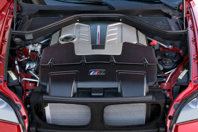 BMW X6M E71 - 16