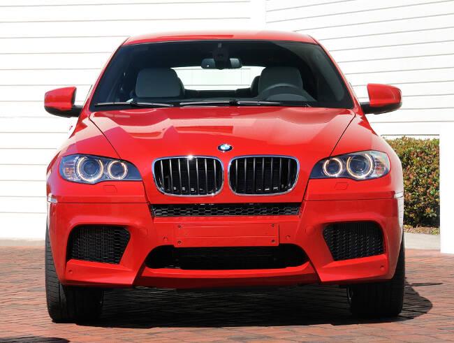 BMW X6M E71 - 17