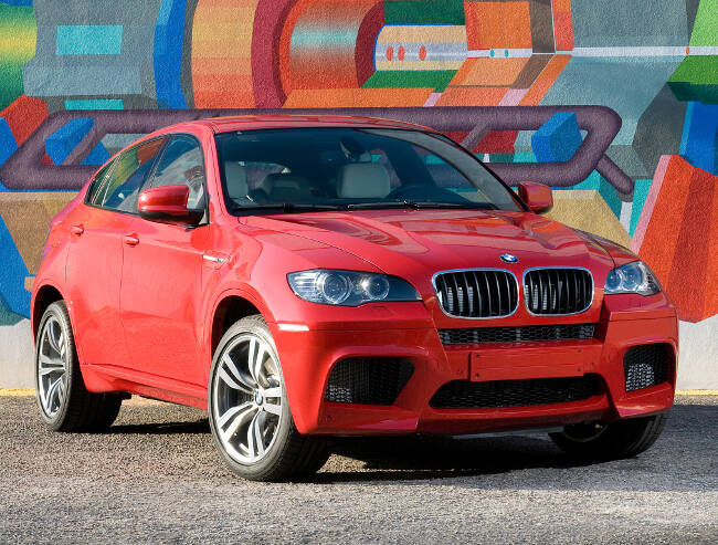 BMW X6M E71 - 19