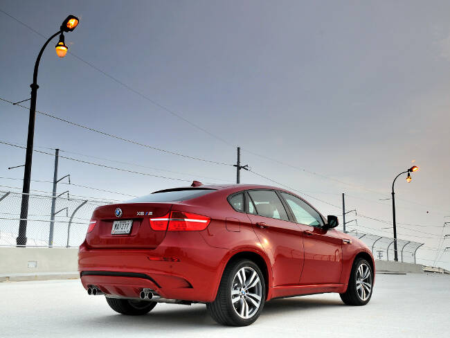 BMW X6M E71 - 2