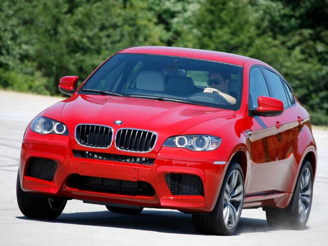 BMW X6M E71 - 4