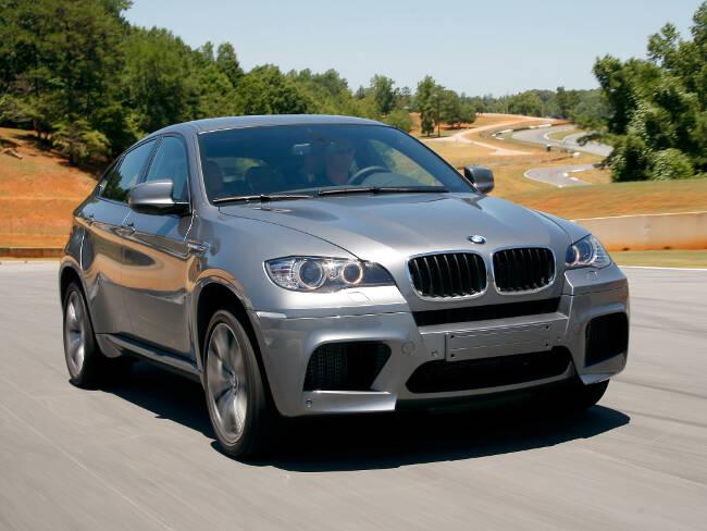 BMW X6M E71 - 6