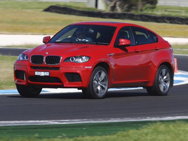 BMW X6M E71 - 7