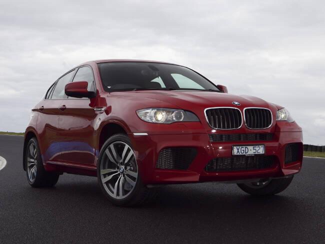 BMW X6M E71 - 9