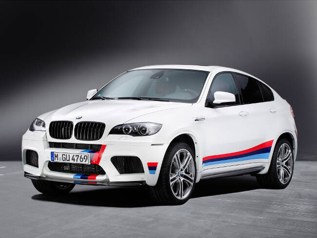 BMW X6M Performance Accessories E71 - 2