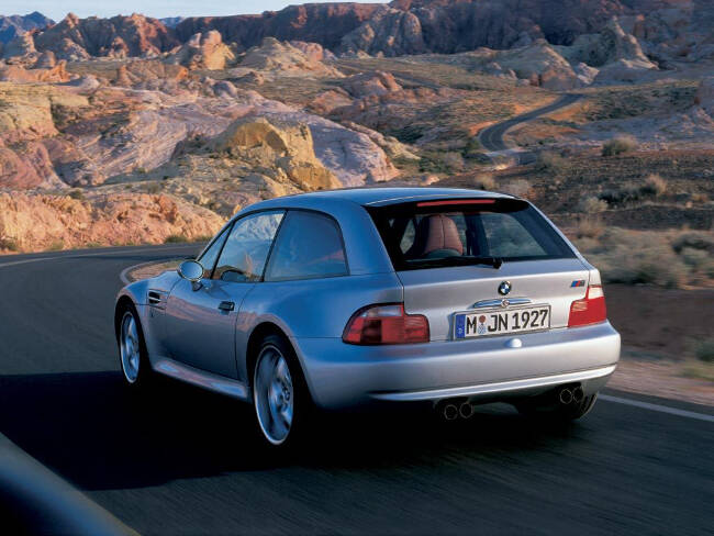 BMW Z3M Coupe - 1