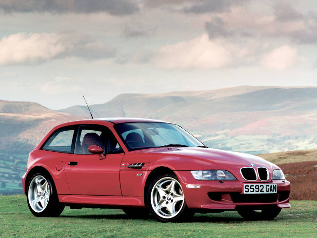 BMW Z3M Coupe - 10