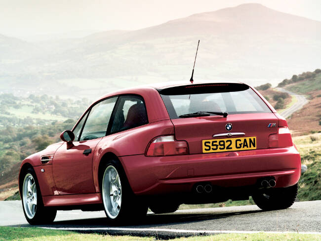 BMW Z3M Coupe - 11