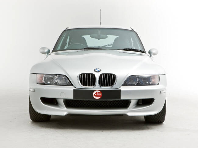 BMW Z3M Coupe - 12