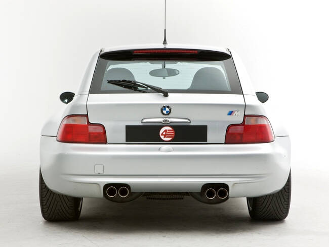 BMW Z3M Coupe - 13