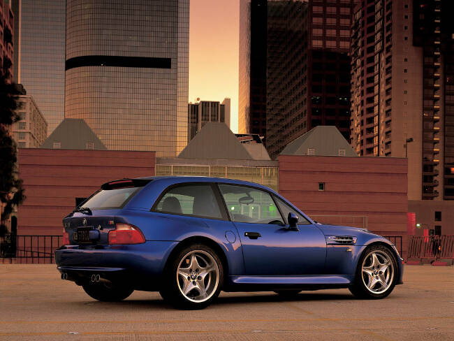 BMW Z3M Coupe - 14
