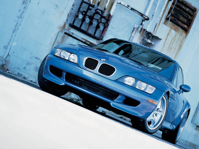 BMW Z3M Coupe - 15