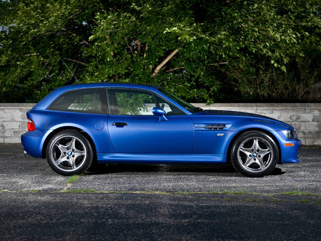 BMW Z3M Coupe - 17
