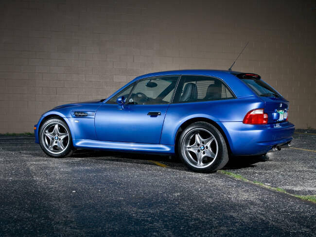 BMW Z3M Coupe - 19