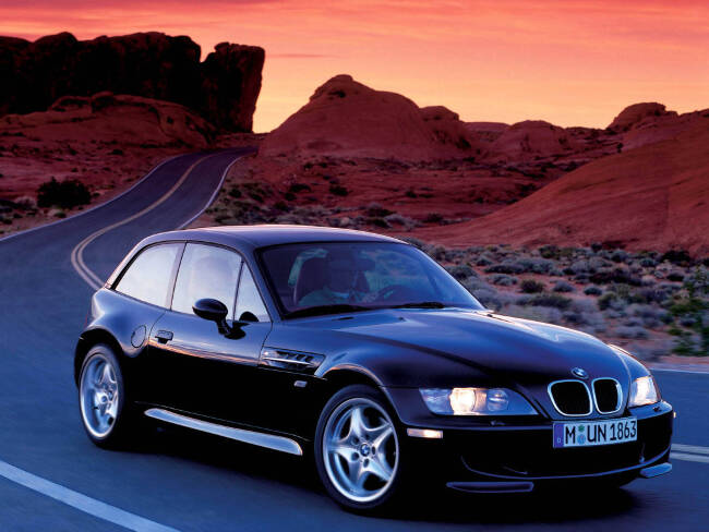 BMW Z3M Coupe - 2