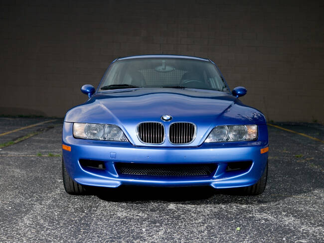 BMW Z3M Coupe - 20