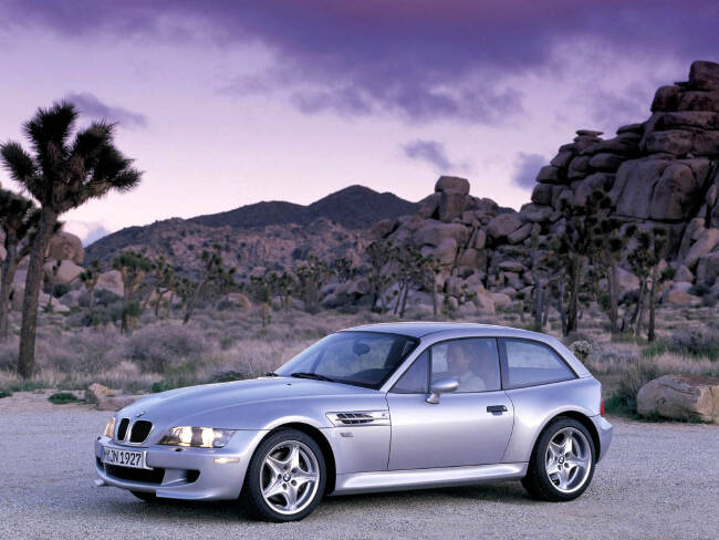 BMW Z3M Coupe - 3
